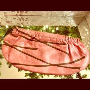 Mauve/Pink Clutch